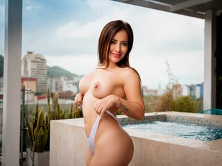 Private recorded naked AliceSoler